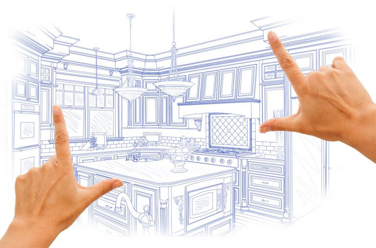 תכנון מטבח באמצעות יצרני מטבחים בצפון