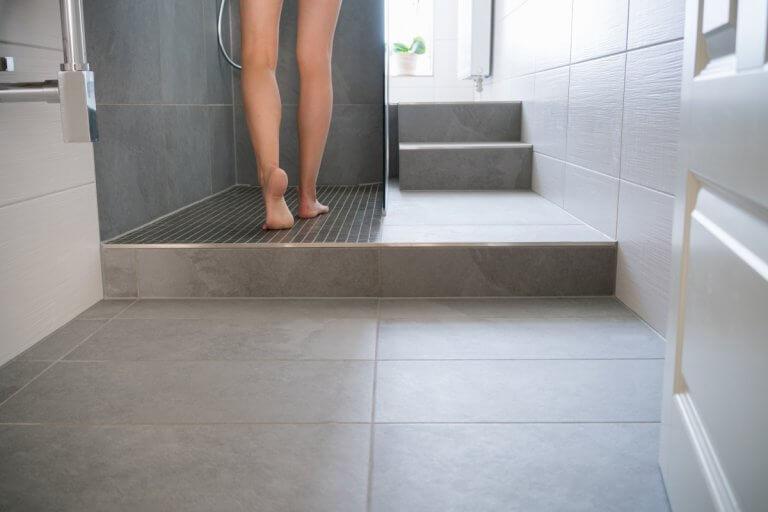 עיצוב חדר אמבטיה מקלחון
