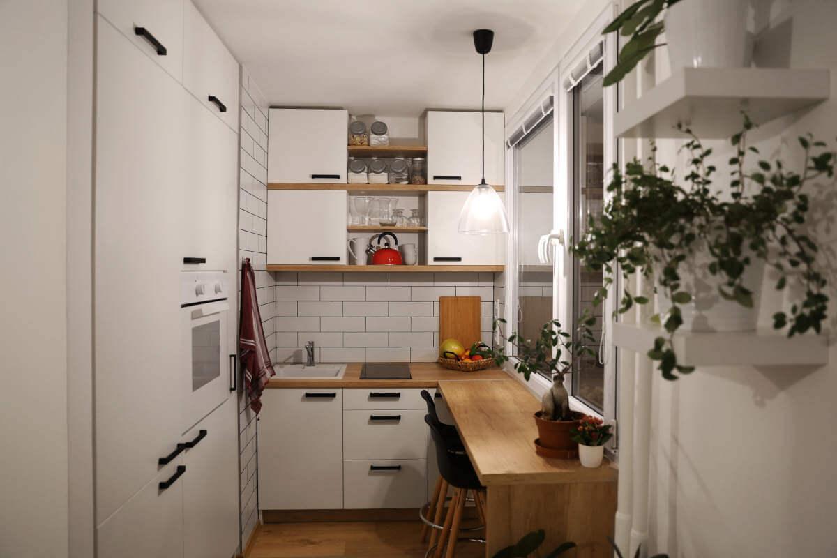 עיצוב מטבח קטן