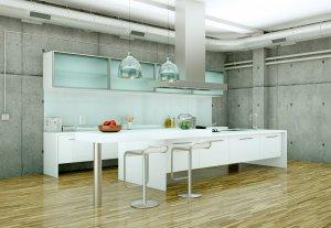 עיצוב מטבחים מודרני